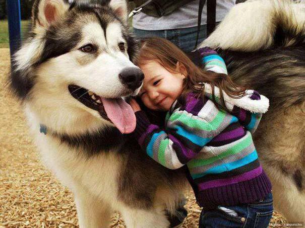 Μωρά με σκύλους: Ένας ακαταμάχητος συνδυασμός (15)