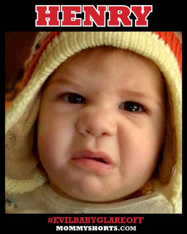 Μωρά που... δαγκώνουν (4)