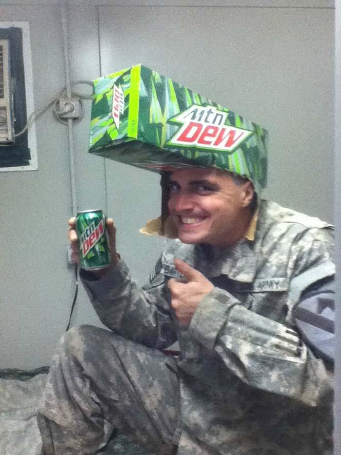 Όταν οι στρατιώτες διασκεδάζουν... (5)