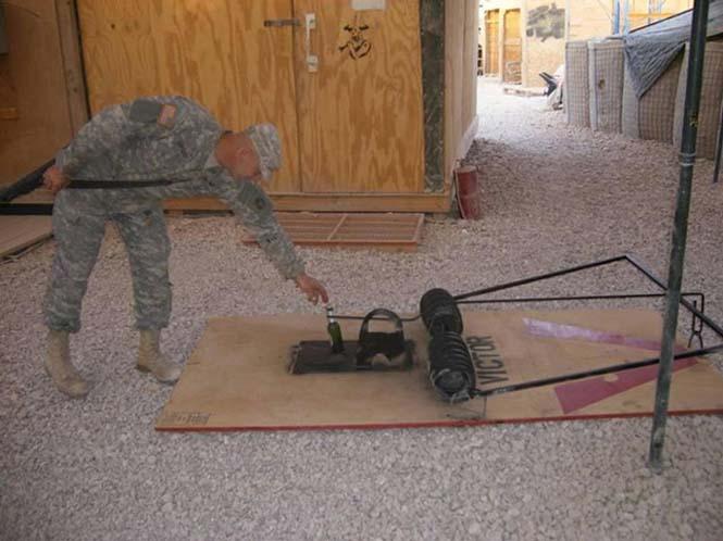 Όταν οι στρατιώτες διασκεδάζουν... (9)