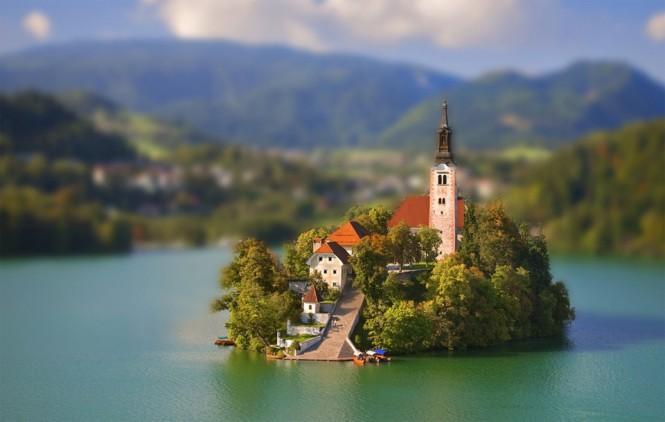 Το νησάκι Bled στη Σλοβενία   Φωτογραφία της ημέρας