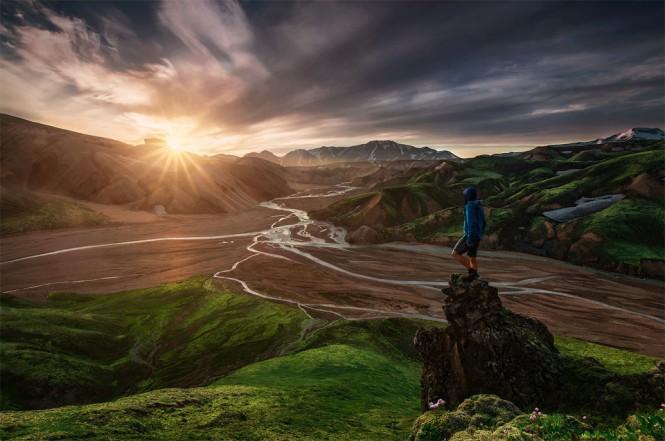 Η καλύτερη θέα της Ισλανδίας | Φωτογραφία της ημέρας