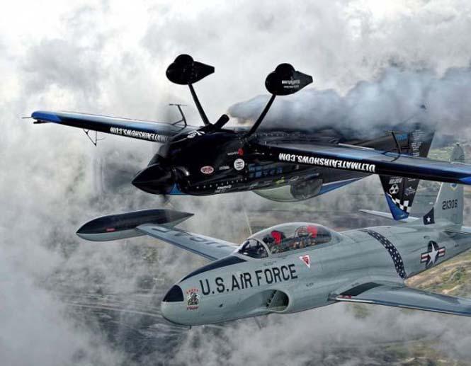 Ο πιλότος που ειδικεύεται στο Photobombing (9)