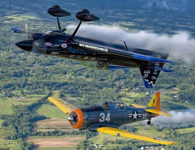 Ο πιλότος που ειδικεύεται στο Photobombing (4)