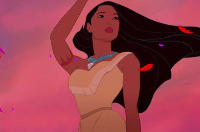 Πως θα ήταν οι πριγκίπισσες της Disney αν είχαν πιο ρεαλιστικό σωματότυπο (1)
