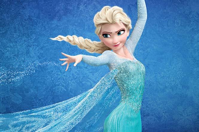 Πως θα ήταν οι πριγκίπισσες της Disney αν είχαν πιο ρεαλιστικό σωματότυπο (7)