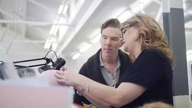 Πως δημιουργείται ένα κέρινο ομοίωμα για το Madame Tussauds