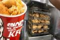 Πως φτιάχνονται τα κοτόπουλα των KFC (Video)