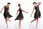 3D εκτυπωμένο φόρεμα (1)