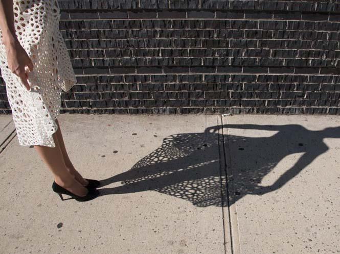 3D εκτυπωμένο φόρεμα (2)