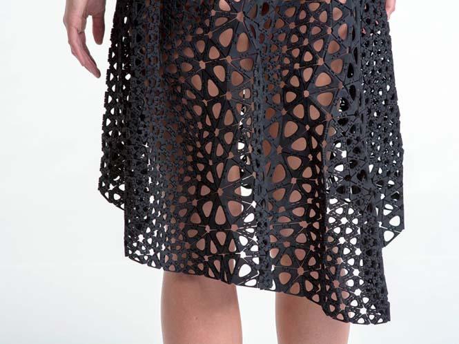 3D εκτυπωμένο φόρεμα (8)