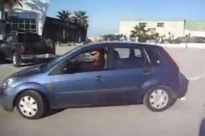Αισθητήρες παρκαρίσματος από την Κρήτη