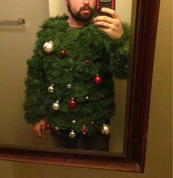 Άνθρωποι που το παράκαναν με το χριστουγεννιάτικο κλίμα (2)
