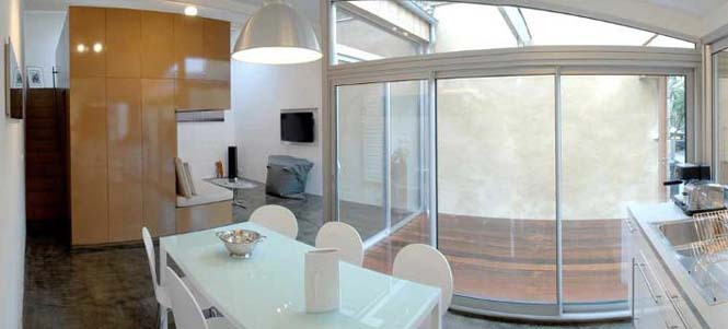 Η απίστευτη μετατροπή ενός γκαράζ σε υπέροχο διαμέρισμα (1)