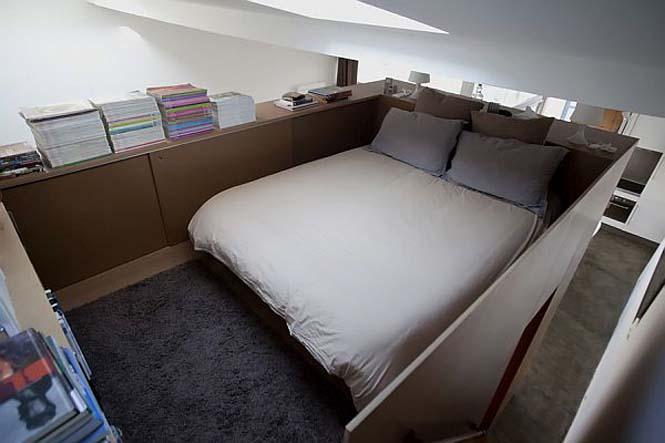 Η απίστευτη μετατροπή ενός γκαράζ σε υπέροχο διαμέρισμα (3)