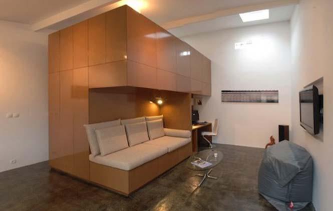 Η απίστευτη μετατροπή ενός γκαράζ σε υπέροχο διαμέρισμα (4)