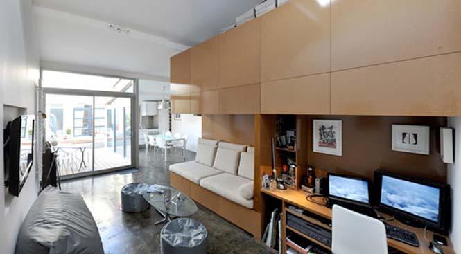 Η απίστευτη μετατροπή ενός γκαράζ σε υπέροχο διαμέρισμα (5)