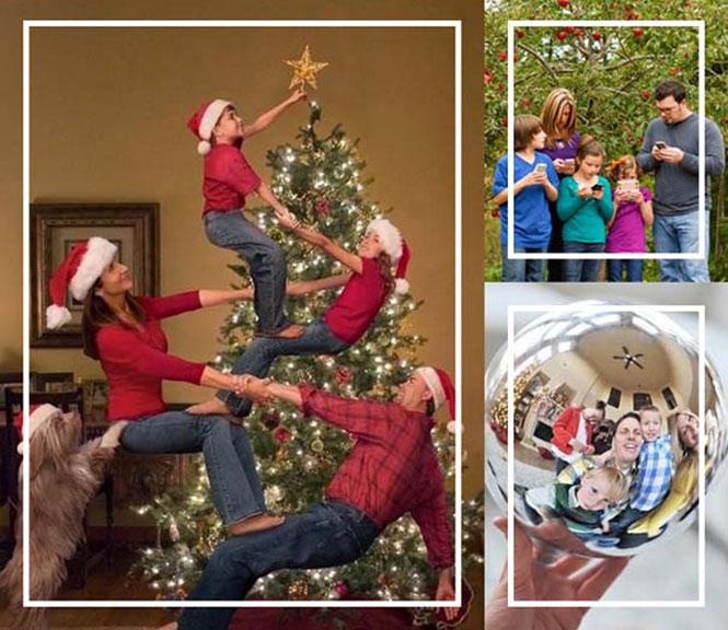 Απίθανες οικογενειακές φωτογραφίες Χριστουγέννων (1)