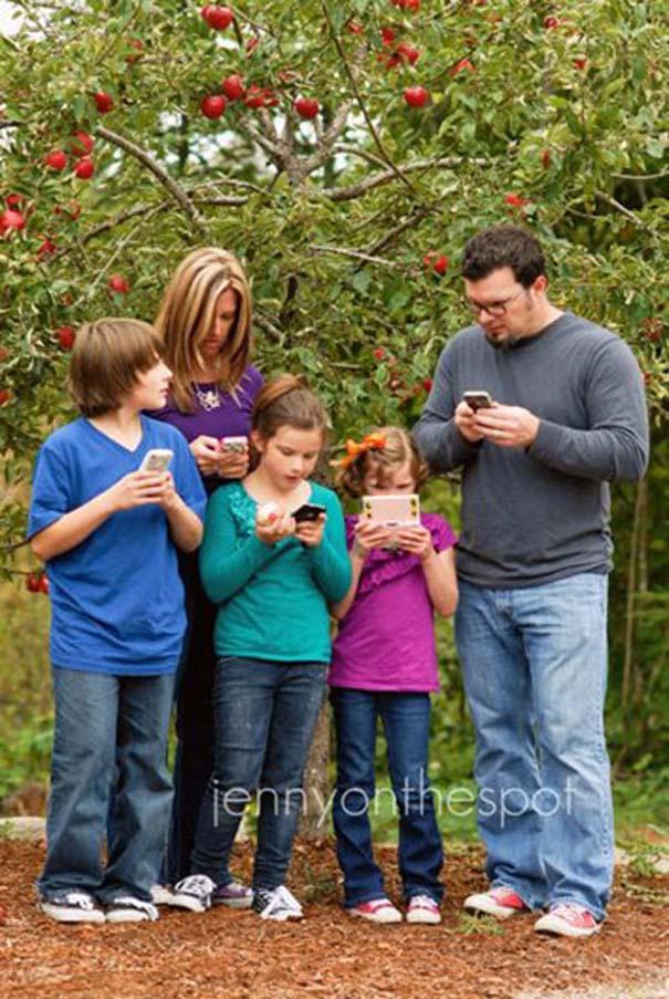 Απίθανες οικογενειακές φωτογραφίες Χριστουγέννων (4)