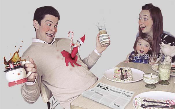 Απίθανες οικογενειακές φωτογραφίες Χριστουγέννων (7)