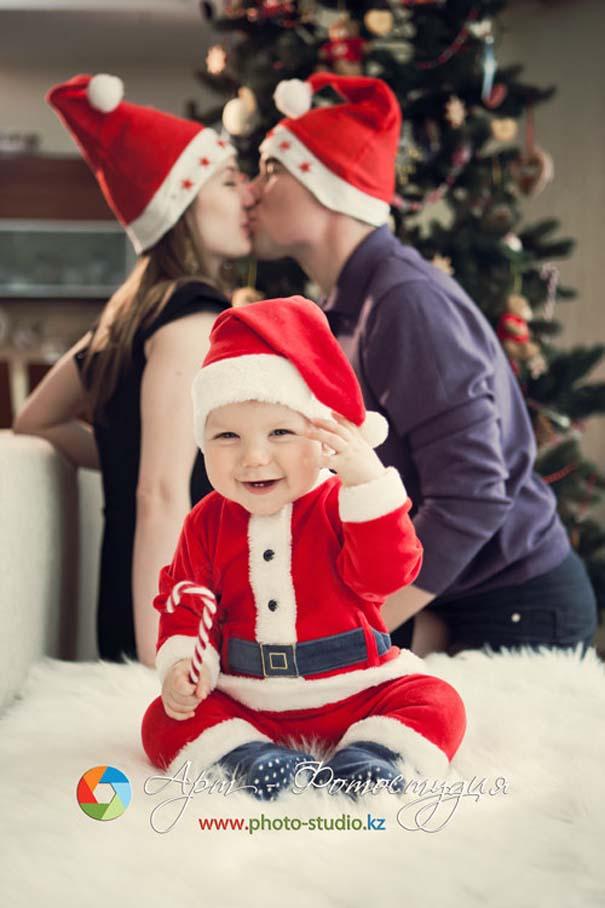 Απίθανες οικογενειακές φωτογραφίες Χριστουγέννων (10)