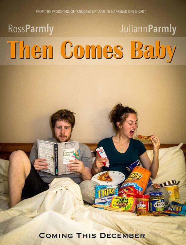 Απίθανοι τρόποι ανακοίνωσης μιας εγκυμοσύνης (8)