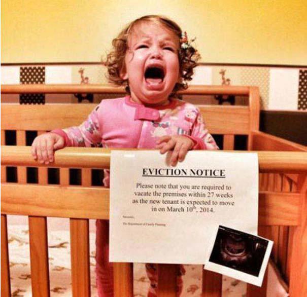 Απίθανοι τρόποι ανακοίνωσης μιας εγκυμοσύνης (15)