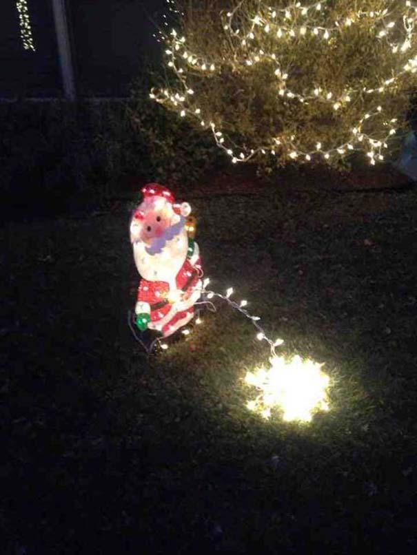 Ασυνήθιστοι χριστουγεννιάτικοι στολισμοί (1)
