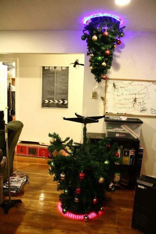 Ασυνήθιστοι χριστουγεννιάτικοι στολισμοί (2)