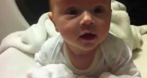 Αυτά συμβαίνουν όταν αφήνεις έναν μπαμπά μόνο με το μωρό του (Video)
