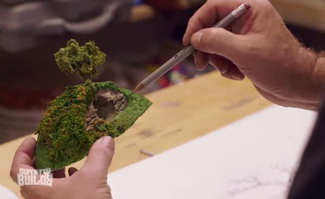 Δείτε τι έφτιαξε ένας λάτρης του Lord of The Rings για την γάτα του (4)