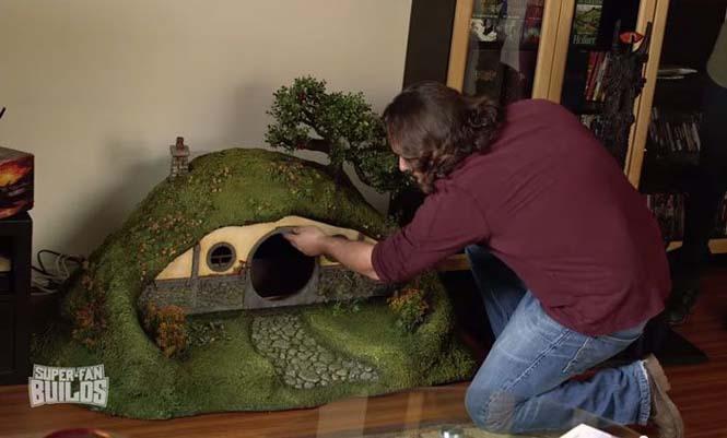 Δείτε τι έφτιαξε ένας λάτρης του Lord of The Rings για την γάτα του (5)