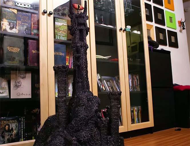 Δείτε τι έφτιαξε ένας λάτρης του Lord of The Rings για την γάτα του (14)