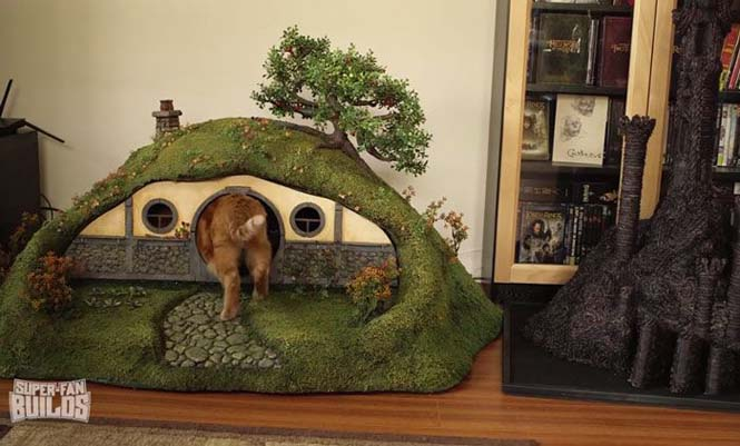 Δείτε τι έφτιαξε ένας λάτρης του Lord of The Rings για την γάτα του (15)