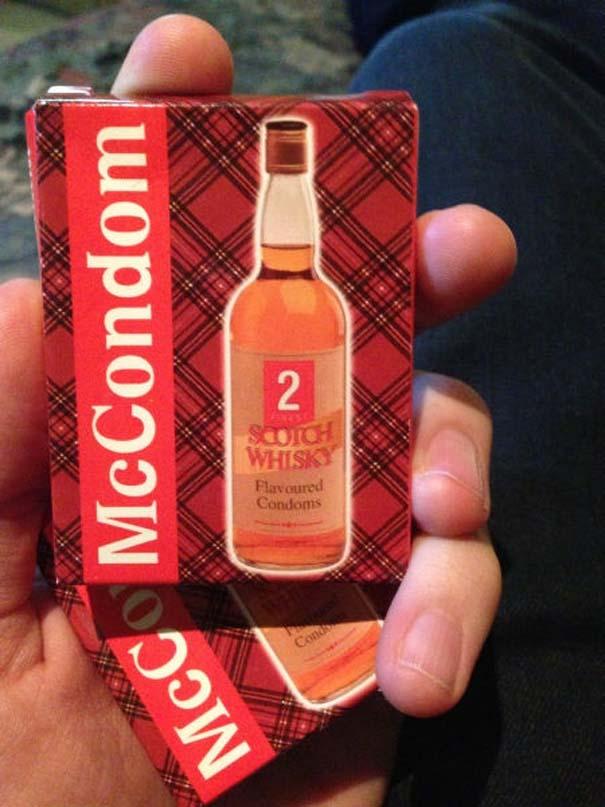 Εν τω μεταξύ, στη Σκωτία... (15)