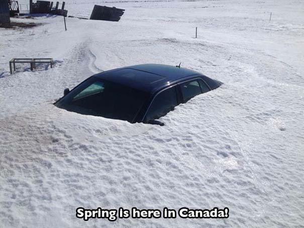 Εν τω μεταξύ, στον Καναδά... (8)