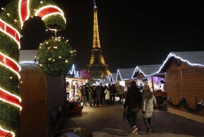 Η Ευρώπη είναι έτοιμη για τα Χριστούγεννα (1)