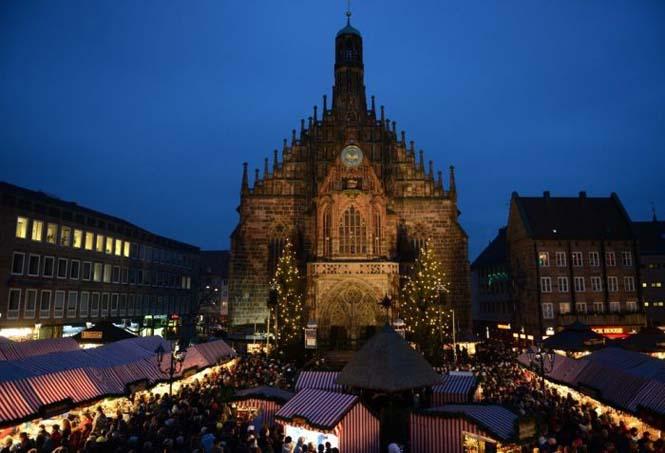 Η Ευρώπη είναι έτοιμη για τα Χριστούγεννα (3)