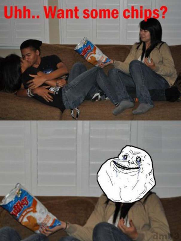 Forever Alone (2)