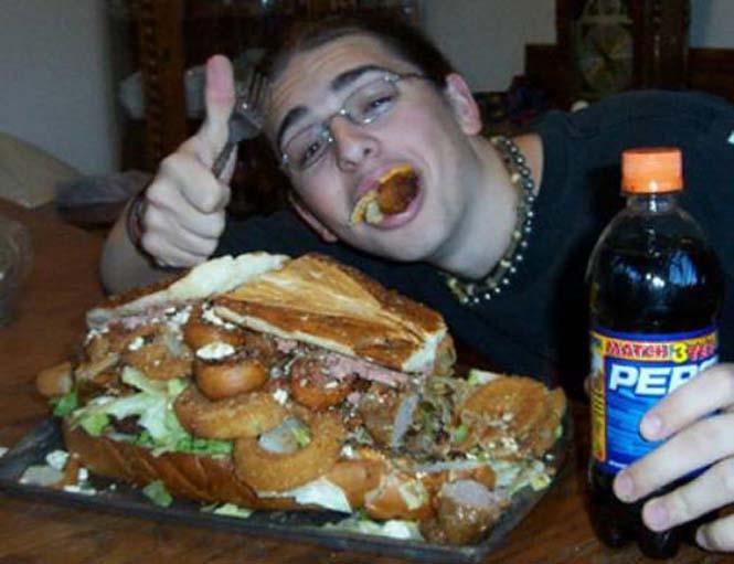 Γεύματα σε μερίδες εξωφρενικού μεγέθους (5)