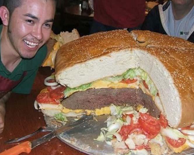 Γεύματα σε μερίδες εξωφρενικού μεγέθους (10)