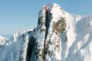 Η πιο κάθετη κατάβαση πλαγιάς με ski που έχετε δει (1)