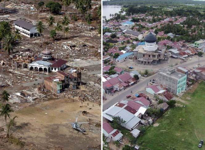 Η Ινδονησία 10 χρόνια μετά το καταστροφικό τσουνάμι (1)