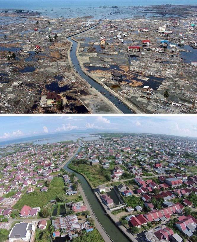 Η Ινδονησία 10 χρόνια μετά το καταστροφικό τσουνάμι (2)