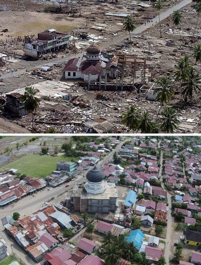 Η Ινδονησία 10 χρόνια μετά το καταστροφικό τσουνάμι (3)