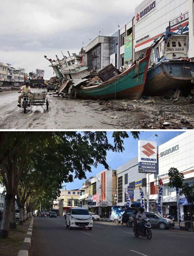 Η Ινδονησία 10 χρόνια μετά το καταστροφικό τσουνάμι (4)