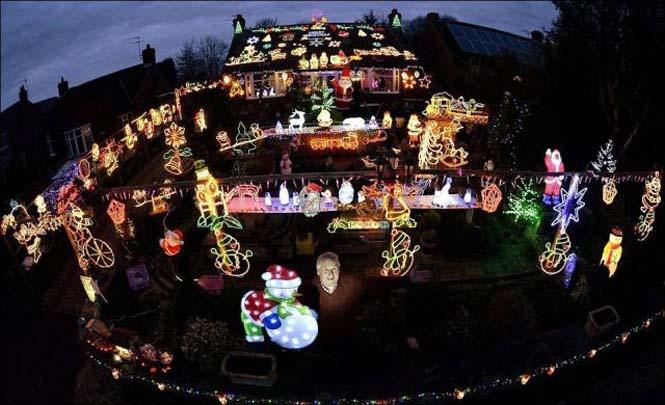 Ίσως η πιο χριστουγεννιάτικη γειτονιά στον κόσμο (3)