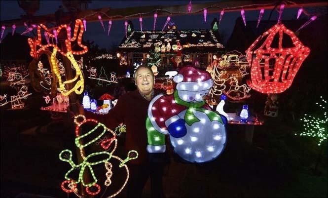 Ίσως η πιο χριστουγεννιάτικη γειτονιά στον κόσμο (4)