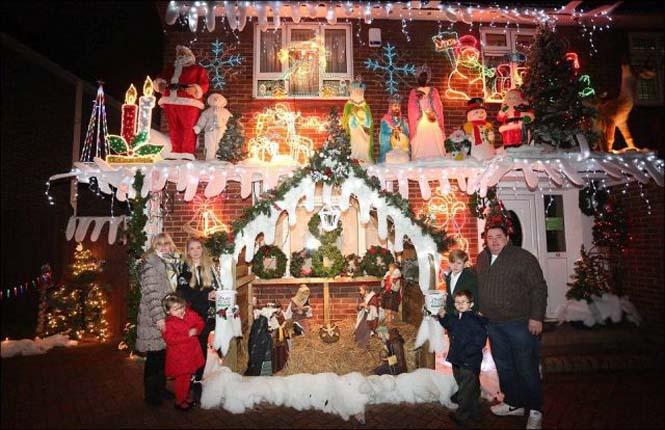 Ίσως η πιο χριστουγεννιάτικη γειτονιά στον κόσμο (5)