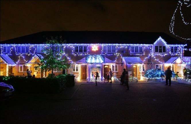 Ίσως η πιο χριστουγεννιάτικη γειτονιά στον κόσμο (6)
